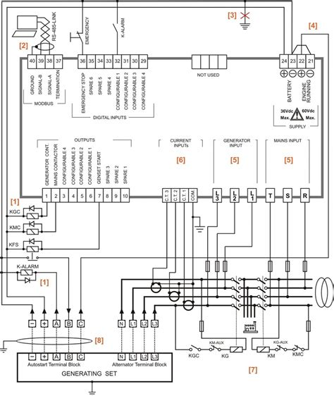 asco  series ats wiring diagram  wiring collection