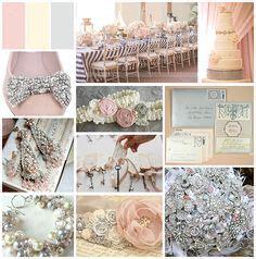 vintage dusky pink wedding colour themes and dusky wedding 1000 images about weddings blush grey on pinterest