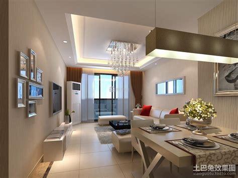 Livingroom Tiles 餐厅客厅吊顶装修效果图欣赏 土巴兔装修效果图