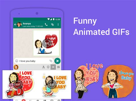 Bobble App Stickers And Comics bobble app stickers comics for android