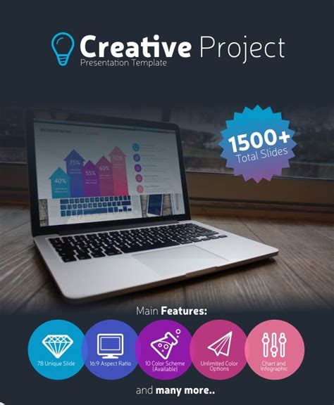 20 Animated Powerpoint Templates To Spice Up Your Creative Project Presentations