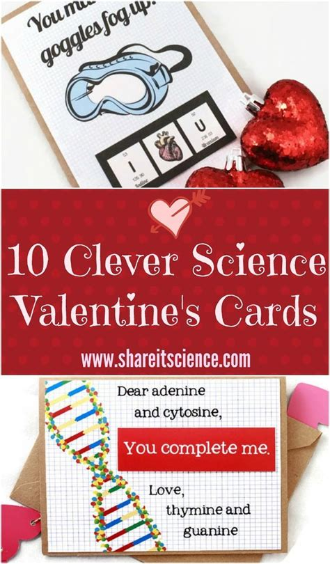 science valentines 553 best images about s day for on