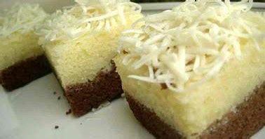 resep kue brownies kukus coklat keju