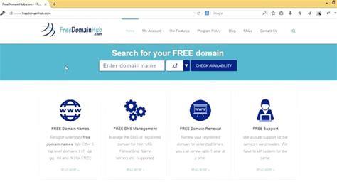 how to register np domain name free com np demo youtube