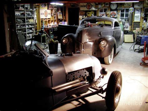 Garage Tours by Garage Tour Print By Alan Johnson