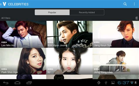 film drama gratis viki free tv drama movies screenshot