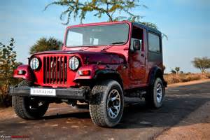 Thar Jeep Mahindra Jeep Thar Interior Images