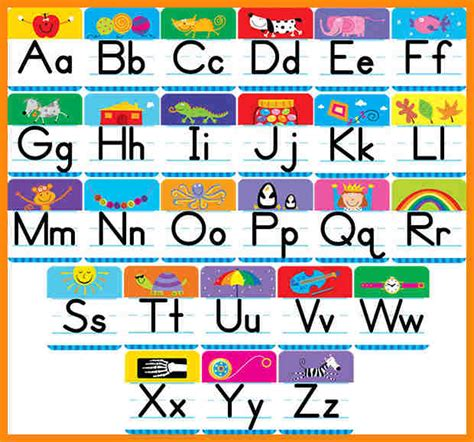 printable alphabet poster upper and lower case cursive alphabet upper and lower case boxfirepress