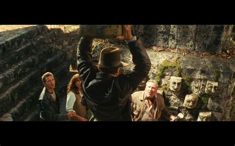 Skull Of Indiana with franchises indiana jones and the kingdom of the
