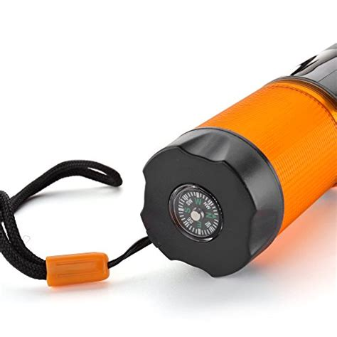 Lu Emergency Charger flexzion emergency led flashlight rechargeable crank