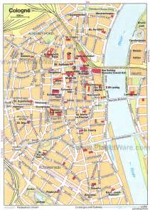 Koln Germany Map by 12 Top Rated Tourist Attractions In Cologne Planetware