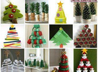 manualidades arbol de navidad originales el rinc 243 n de adornos y otras cosas de navidad caseras