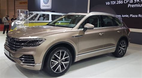 2019 volkswagen release date 2019 vw touareg usa release date review specs msrp