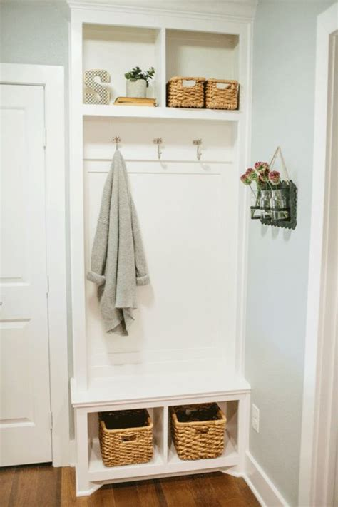 Open Entryway Ideas 32 Small Mudroom And Entryway Storage Ideas Shelterness