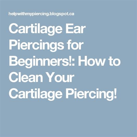 tattoo aftercare how to wash best 25 cartilage piercing care ideas on pinterest ear