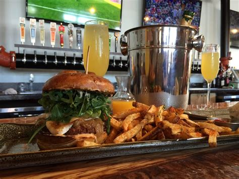 Local Kitchen And Tap by Quinoa Burger Bottomless Mimosas Yelp