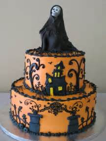 Halloween Cake Decor Gallery For Gt Halloween Cake Decorating Ideas