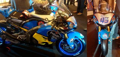Baju Tim Yamaha ini baju balap rcv213 tim marc vds di motogp 2015 gilamotor