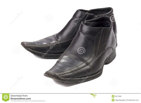 used shoes pair used shoes royalty free stock photos image 4677568