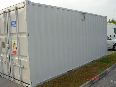 cabina trasformazione cabine di trasformazione in container