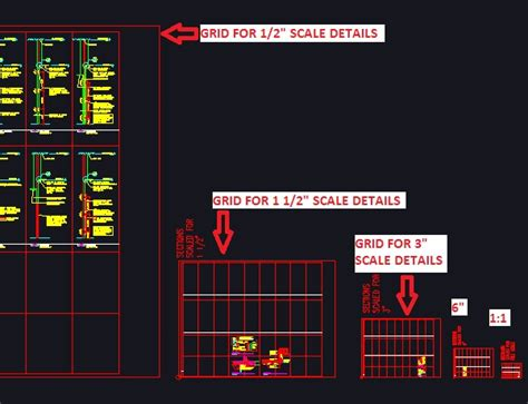 layout grid in autocad organize your cad sheets with layout grids best cad tips
