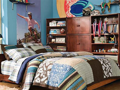 pottery barn boys bedroom 10 playful teen bedrooms bedroom decorating ideas for