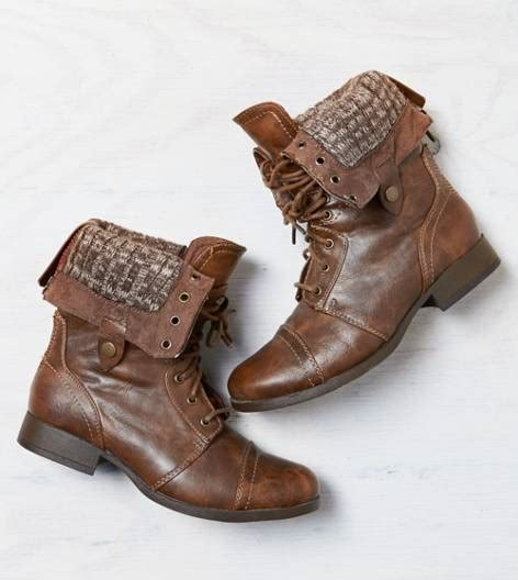 american eagle boots aeo lace up boot brown american eagle outfitters
