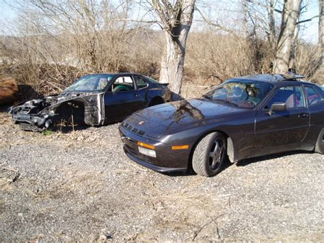 porsche junk yards post up any abandoned junkyard porsche pictures you may