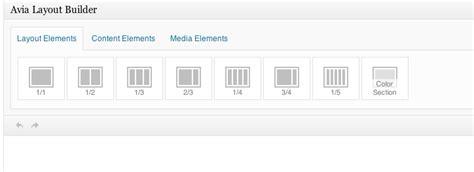 enfold layout builder video avia framework support kriesi at premium wordpress