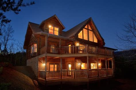 cabin rentals gatlinburg quot royal vista quot luxury 6 bedroom gatlinburg cabin rental