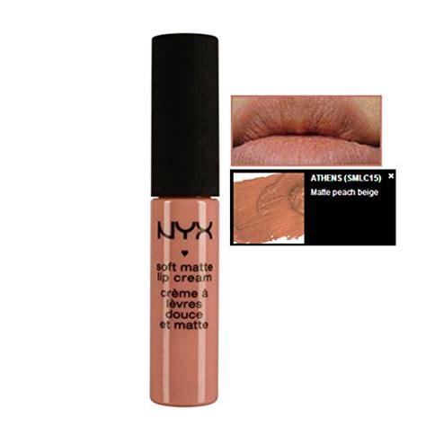 Lipstik Nyx Abu Dhabi 1 nyx soft matte lip smlc15 athens matte