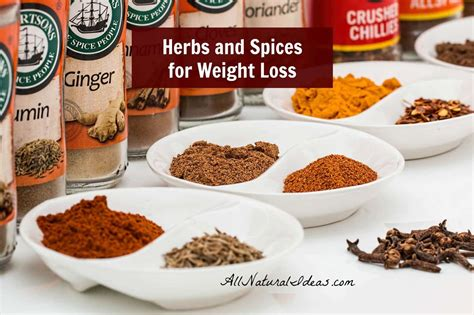 weight loss herbs weight loss herbs spices