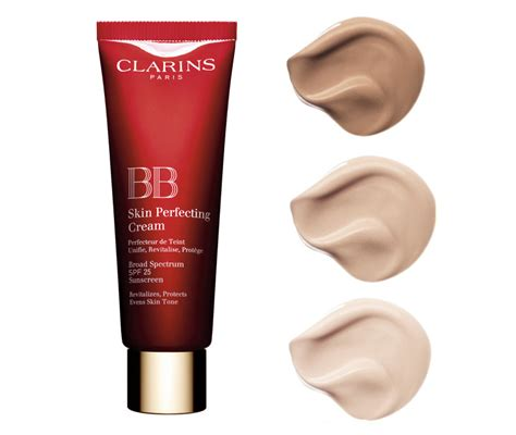 Clarins Skin Detox Fluid Review by Product Review Clarins Bb Skin Perfecting Spf 25