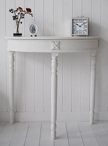 half moon entrance table 8 best console table images on console tables