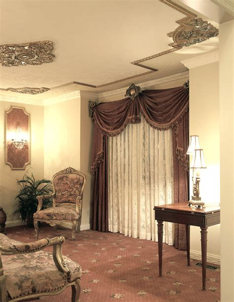 powder room window treatments window treatments traditional powder room omaha by