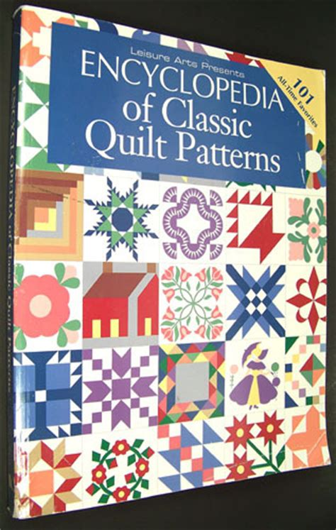quilt pattern encyclopedia read about encyclopedia of classic quilt patterns