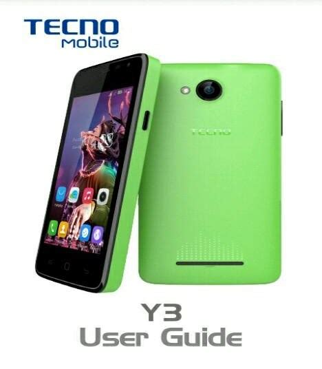 tecno y3 tecno y3 droid phone with android kitkat and 8gb rom