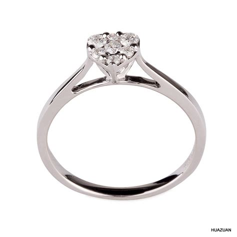 White Gold Engagement Rings by White Gold Rings White Gold