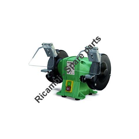 smerigliatrice da banco bosch ricambi stayer per smerigliatrice da banco e125m