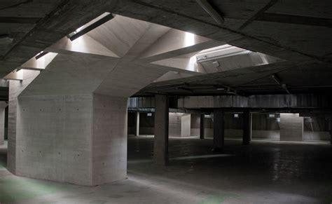 Garage Skylight by F 252 Ndc New Cultural Center Ncc
