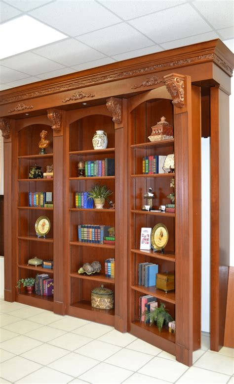 Build A Bookcase Bookcases Cabinet Designs Of Central Fl Custom Kitchen