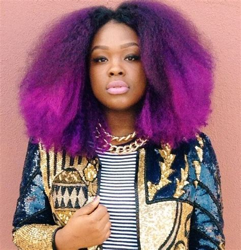 girl hairstyles purple top 13 cute purple hairstyles for black girls this season