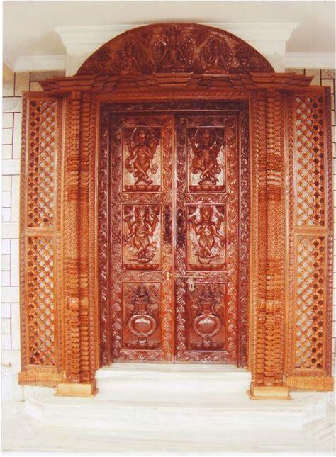 indian house main double door designs teak wood double