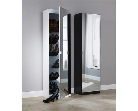 Mirrored Storage Cabinet Mirrored Shoe Storage Cabinet 28 Images Igma Mirrored Rotating Shoe Storage Cabinet In White