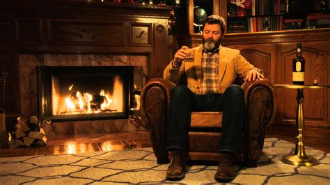 nick offerman drinking whiskey nick offerman drinks whiskey