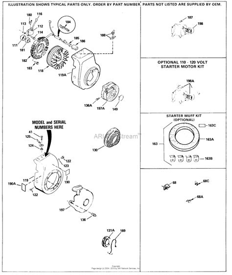35 parts diagram tecumseh h35 45613s parts diagram for engine parts list 3