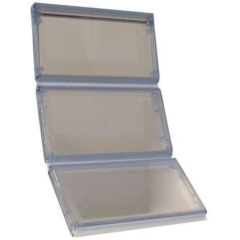 Housing 10 Clear Drat 3 4 Wl10 ideal pet 10 25 in x 15 75 in large replacement flap for airseal draft stopper vip and