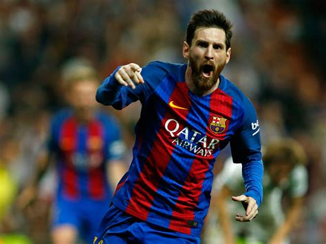 biography of messi and ronaldo real madrid vs barcelona el clasico player ratings lionel