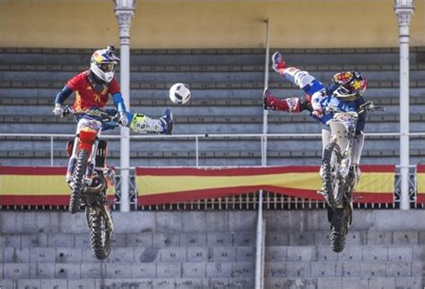 red bull freestyle motocross red bull x fighters celebrate 15 years in madrid