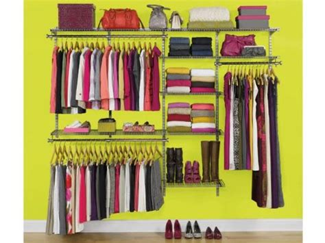 4 Foot Closet Organizer by Features